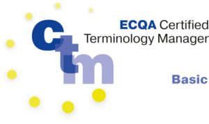 Terminology certification
