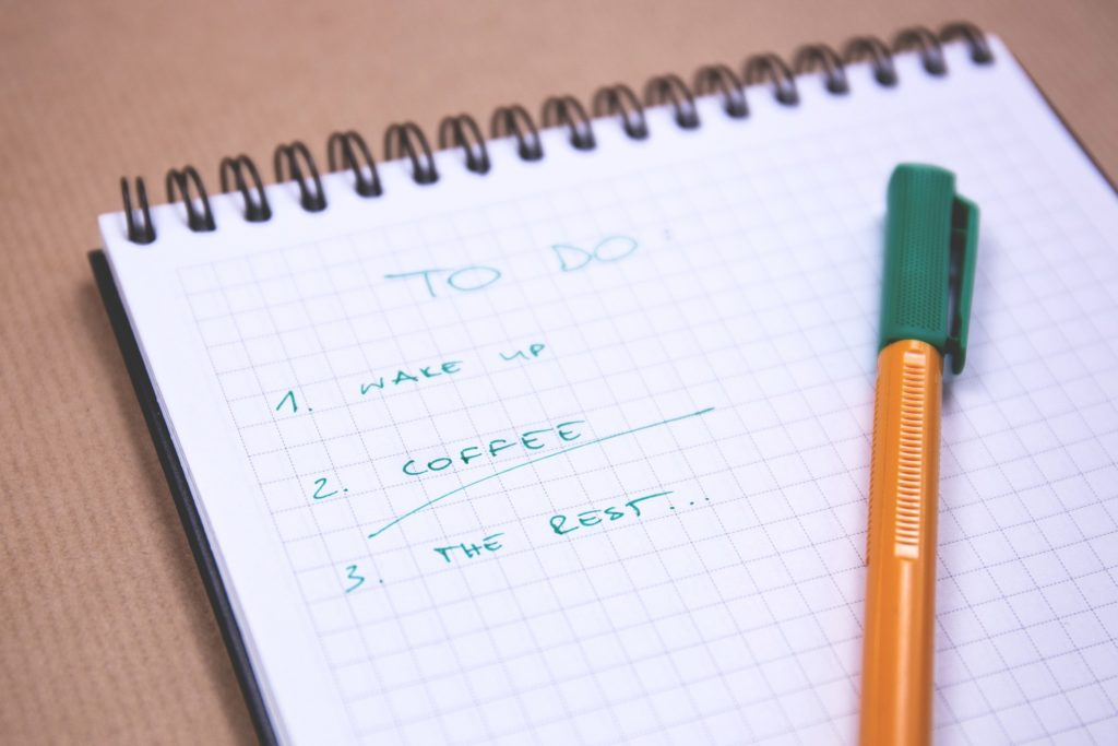 A checklist for your translation project management