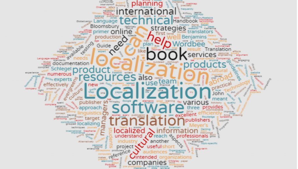 Localization books and resources