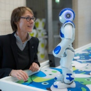 The robot spoke, but what did it say? (Part 1) – An article by Dr. Patrice Caire